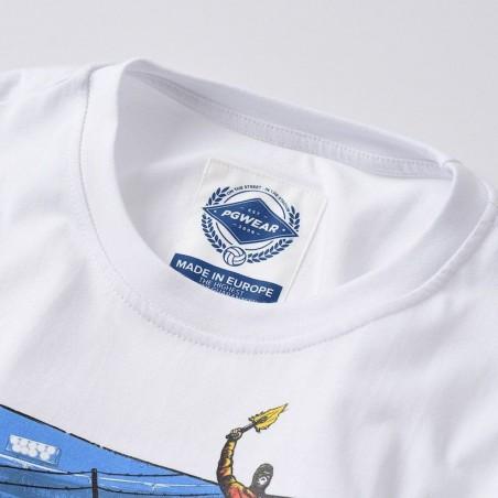 PG Sheik tričko biele