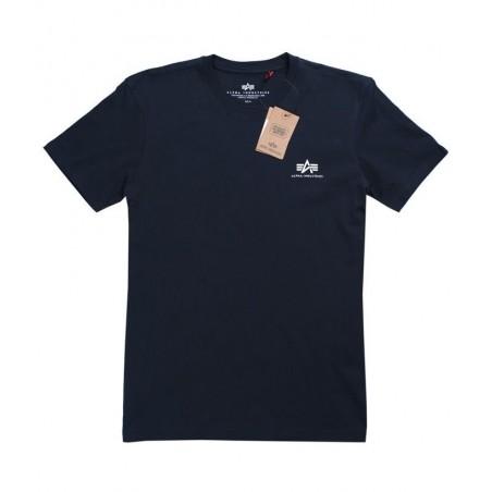 PIT BULL RASTER LOGO tričko svetlomodré