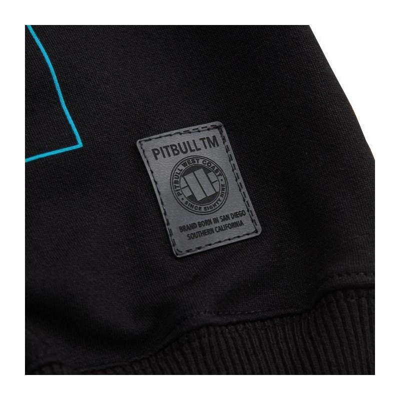 PIT BULL BASIC LOGO tričko šedé