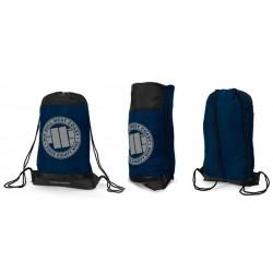 PIT BULL SHOE BAG vak modrý