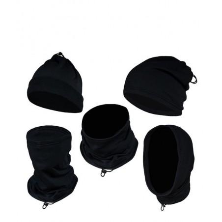 DOBERMANS FULL CONTACT SP120 krátke nohavice čierne