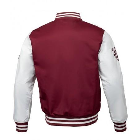 PG Winter Jacket Storm bunda obojstranná šedo-čierna