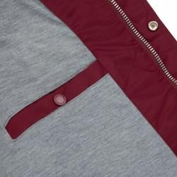 PG Winter Jacket Storm bunda obojstranná maskáčovo-čierna