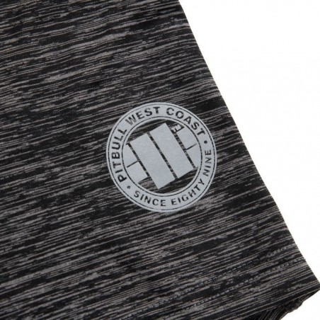 ALPHA INDUSTRIES CAMO PRINT T tričko čierno-šedé