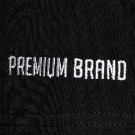 PG Prime mikina čierna