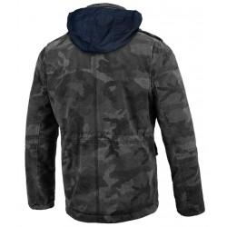 PIT BULL CLASSIC BOXING tričko s dlhým rukávom čierne