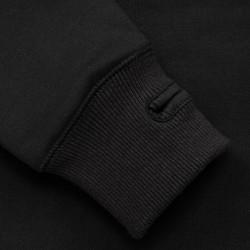 PIT BULL SMALL LOGO 17 tričko s dlhým rukávom biele
