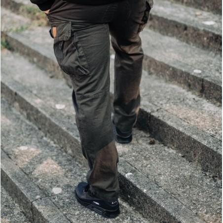 ALPHA INDUSTRIES MA-1 VF HIDDEN CAMO bunda čierna maskáčová