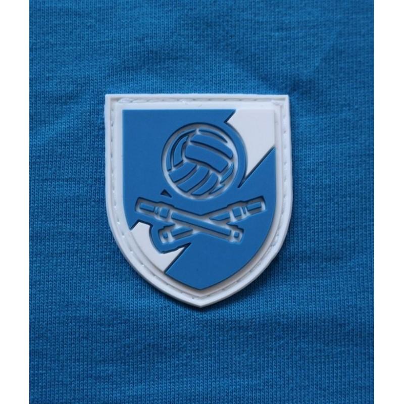 PG WANDERER klobúčik modro-červený