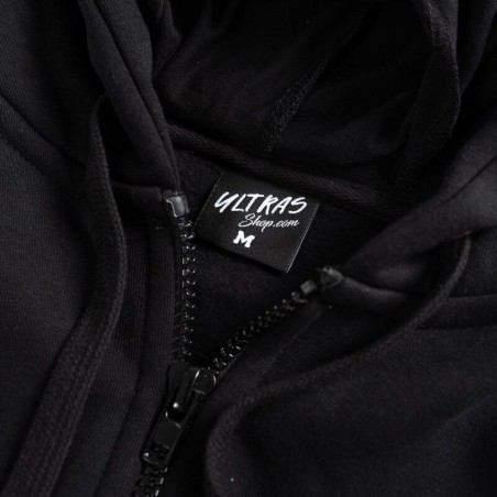 Neck Cover Trouble nákrčník pletený čierny