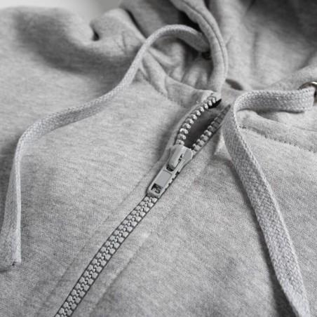 Neck Cover Trouble nákrčník pletený šedý