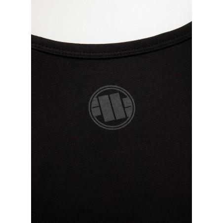LONSDALE MELTON HARRINGTON čierna bunda zimná