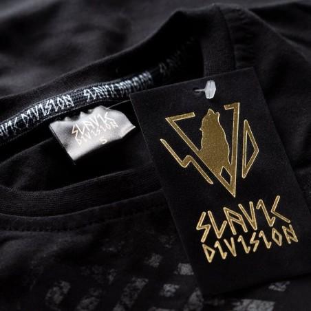 EUROPEAN BROTHERHOOD IMPERIAL BRAND tričko čierne