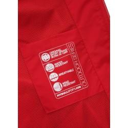 PIT BULL PB SPORTS batoh čierno-červený