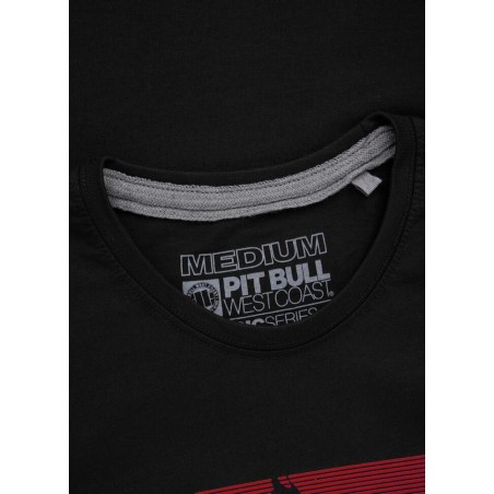PIT BULL ALOSTA softshellová bunda čierna