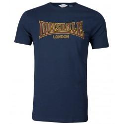 LONSDALE CLASSIC tričko modré