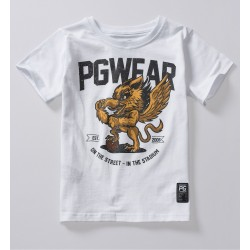 PG Gryphon tričko detské biele