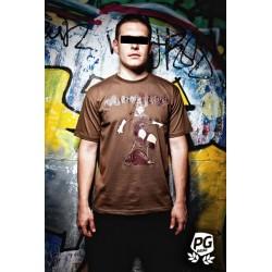 PGWEAR Retro Style tričko...