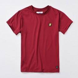 PGWEAR BASIC tričko bordové