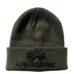 ALPHA INDUSTRIES 3D čiapka...