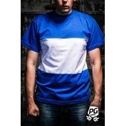 "PGWEAR BASIC ""Blue - White""..."