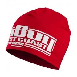 PIT BULL BOXING čiapka červená