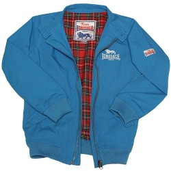 LONSDALE HARRINGTON modrá...