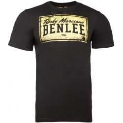 Benlee BOXLABEL čierne tričko
