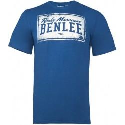 Benlee BOXLABEL modré tričko