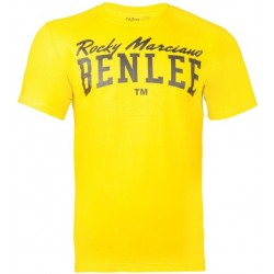 Benlee LOGO tričko žlté