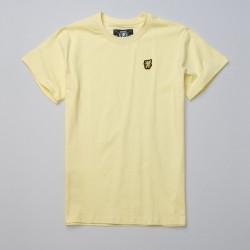 PGWEAR Basic tričko žlté