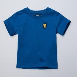 PG Basic tričko detské modré
