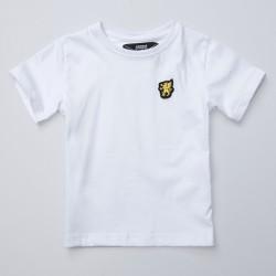 PG Basic tričko detské biele