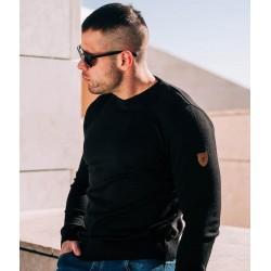 PGWEAR IMPERIAL sveter čierny