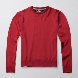 PGWEAR IMPERIAL sveter červený