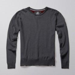 PGWEAR IMPERIAL sveter šedý