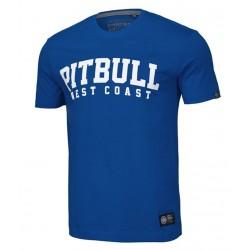 PIT BULL WILSON tričko modré