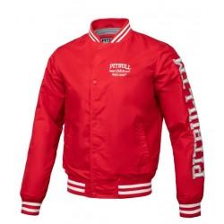 PIT BULL HERMANN bunda červená
