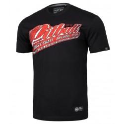 PIT BULL RED BRAND tričko...
