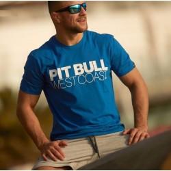 PIT BULL TNT tričko modré