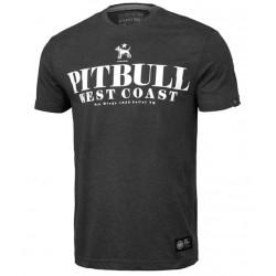 PIT BULL FLAMINGO tričko šedé