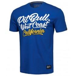 PIT BULL SURFDOG tričko modré