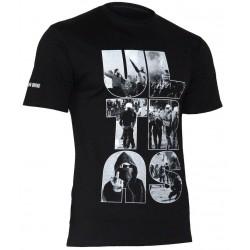 USWEAR ULTRAS tričko čierne