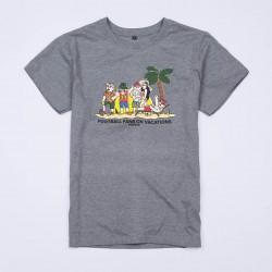 PGWEAR Vacations `19 tričko...