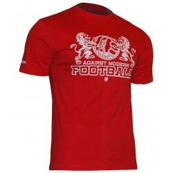 USWEAR LIONS tričko červené