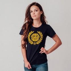 PGWEAR AMF tričko dámske modré