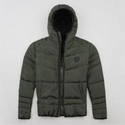 PGWEAR Solid bunda zimná s...