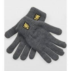 PGWEAR Snowstorm rukavice šedé