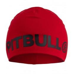 PIT BULL R čiapka červená