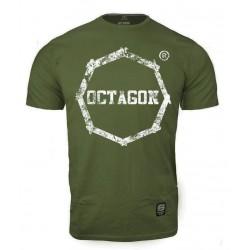 OCTAGON LOGO SMASH tričko...